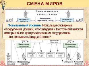 СМЕНА МИРОВ