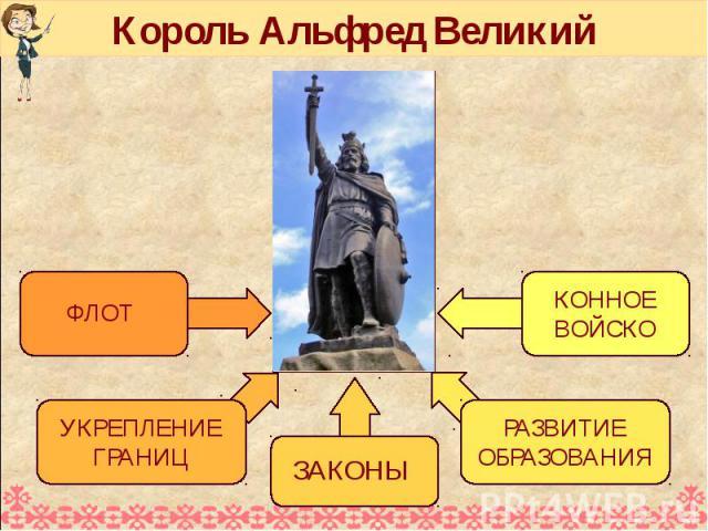 Король Альфред Великий