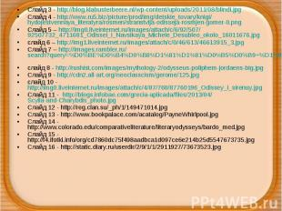 Слайд 3 - http://blog.klabusterbeere.nl/wp-content/uploads/2011/08/blindi.jpg Сл