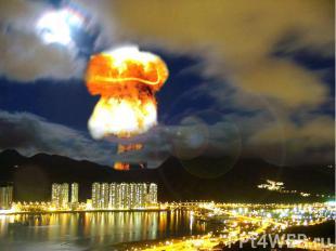 при авариях на радиационно-опасных объектах (РОО) и применения ядерного оружия в