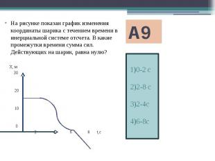 А9 1)0-2 c 2)2-8 c 3)2-4c 4)6-8c