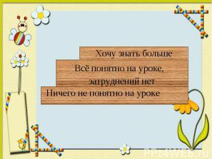 Ничего не понятно на уроке Ничего не понятно на уроке