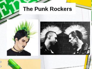 The Punk Rockers