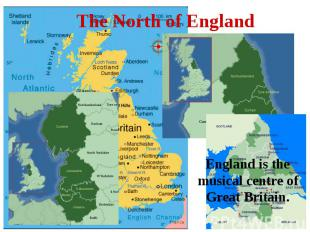 The North of England
