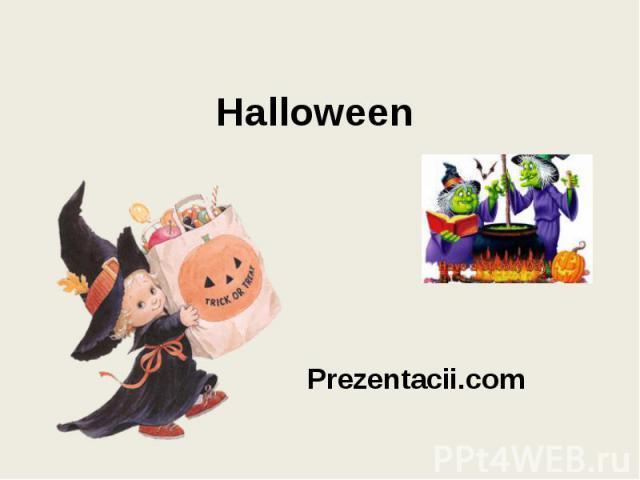 Halloween Prezentacii.com