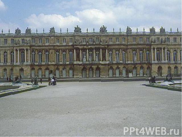 С 1674 Людовик XIV принял решение сделать своей резиденцией Версаль. Работы в Лувре были приостановлены, многие помещения так и остались недостроенными в течение длительного времени. После бурных лет Революции, работы по строительству Лувра были воз…