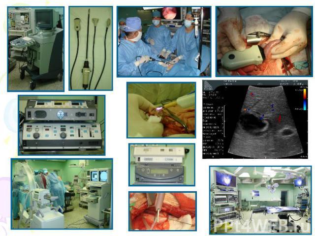 Структура оказания хирургической помощи в условиях хирургического отделения НЦЗД РАМН