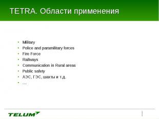 Military Military Police and paramilitary forces Fire Force Railways Communicati