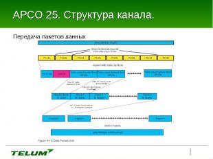 Передача пакетов данных Передача пакетов данных