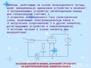 Современные приборы радиационной и химической разведки