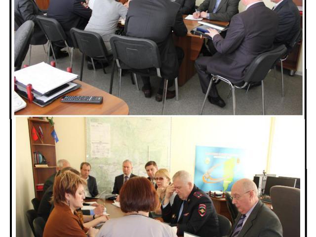 Организация проведения и обеспечения эвакуационных мероприятий в условиях военного времени