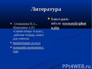Селиванова Н.А., Шашурина А.Ю «Синяя птица» 6 класс, рабочая тетрадь, книга для