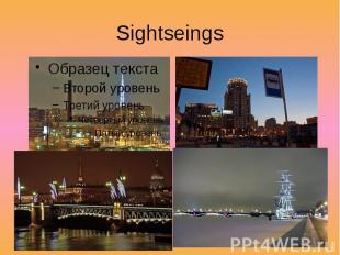 Sightseings