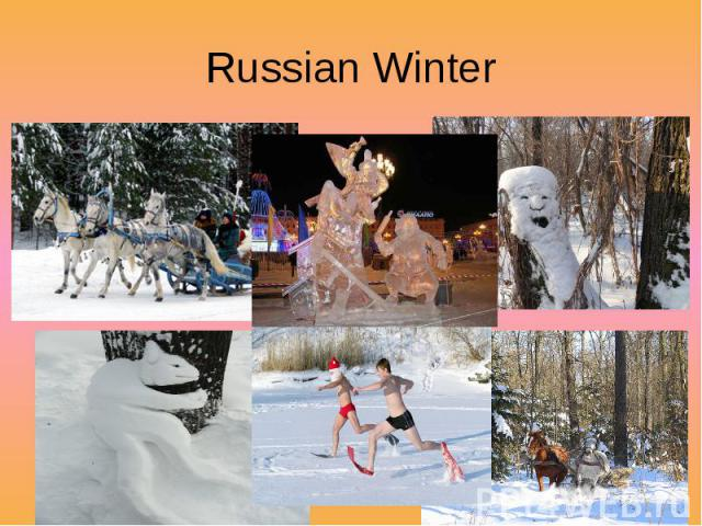 Russian Winter
