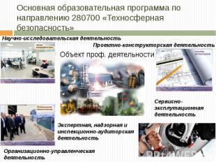 Объект проф. деятельности Объект проф. деятельности
