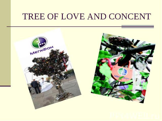 TREE OF LOVE AND CONCENT