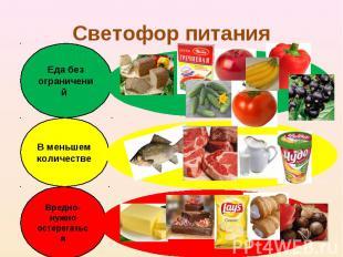 Светофор питания