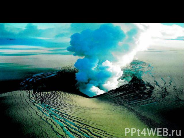 Главные вулканы России