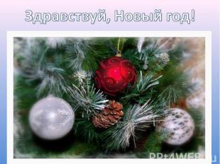 Здравствуй, Новый год!