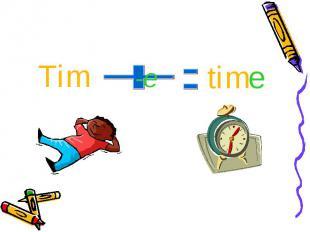 Tim time