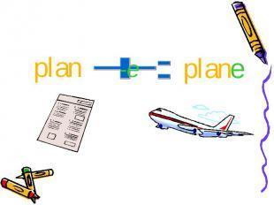 plan plane