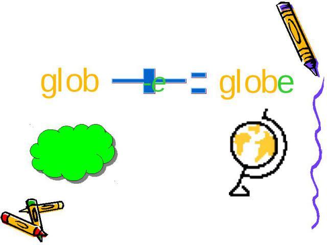 glob globe