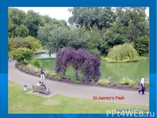 St-James's Park