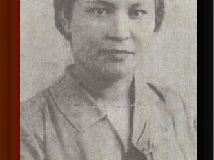 Ольга Мартынова(«Весна»)
